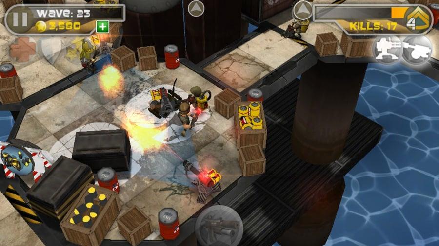 Total Recoil Review - Screenshot 5 of 5