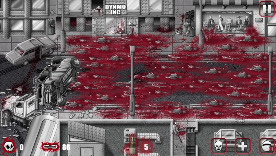 OMG HD Zombies! Review - Screenshot 4 of 4