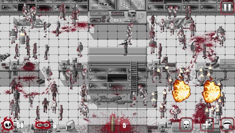 OMG HD Zombies! Review - Screenshot 1 of 3