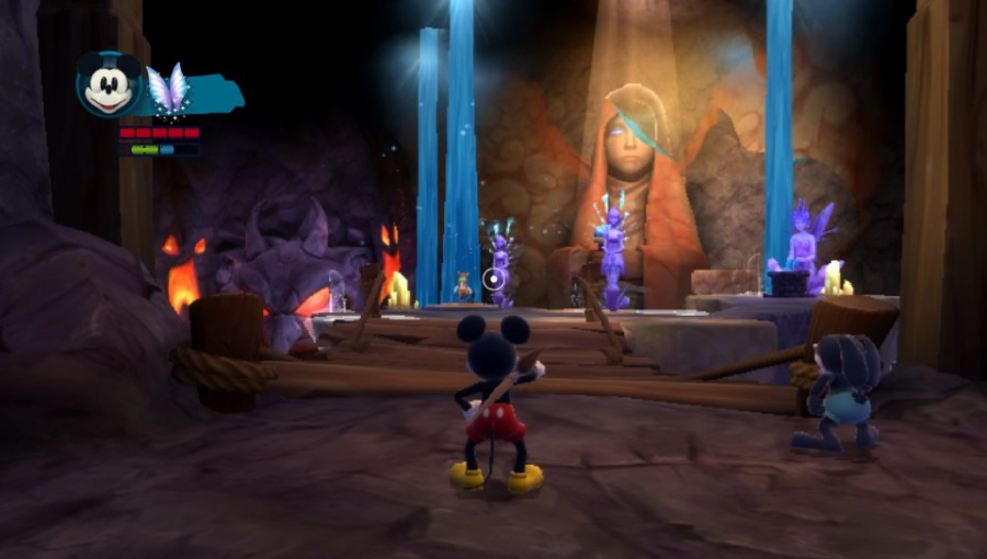 Disney Epic Mickey 2: The Power of Two Review - Screenshot 1 of 4