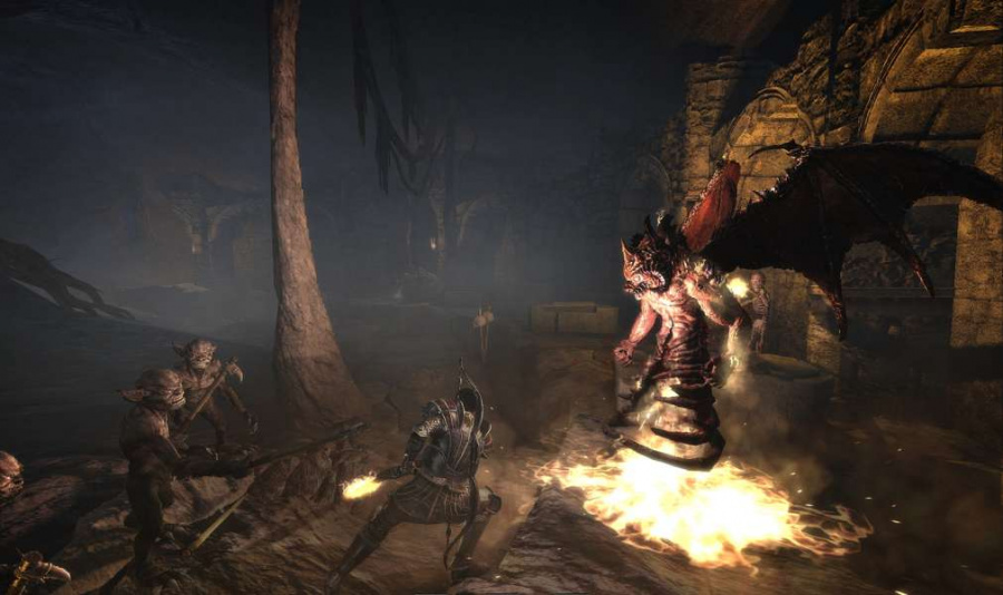 Arcania: The Complete Tale Review - Screenshot 1 of 4