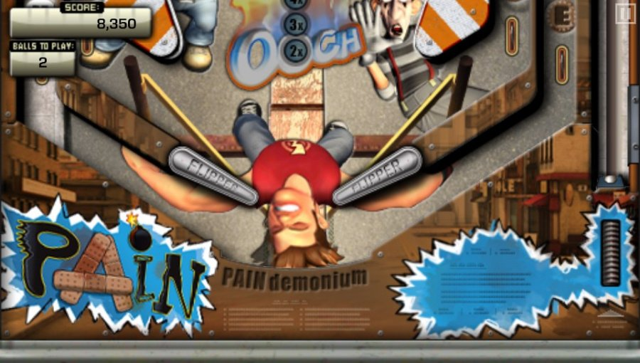 Pinball Heroes: Complete Review - Screenshot 2 of 3