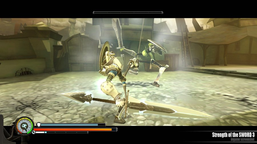 Strength of the Sword 3 Review - Screenshot 3 of 4