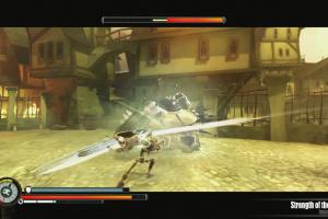 Strength of the Sword 3 Screenshot
