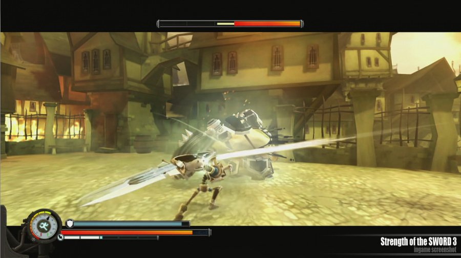 Strength of the Sword 3 Review - Screenshot 1 of 3