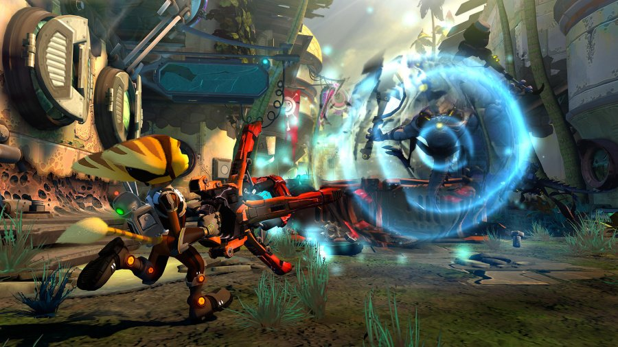 Ratchet & Clank: Into the Nexus Review - Screenshot 2 of 7