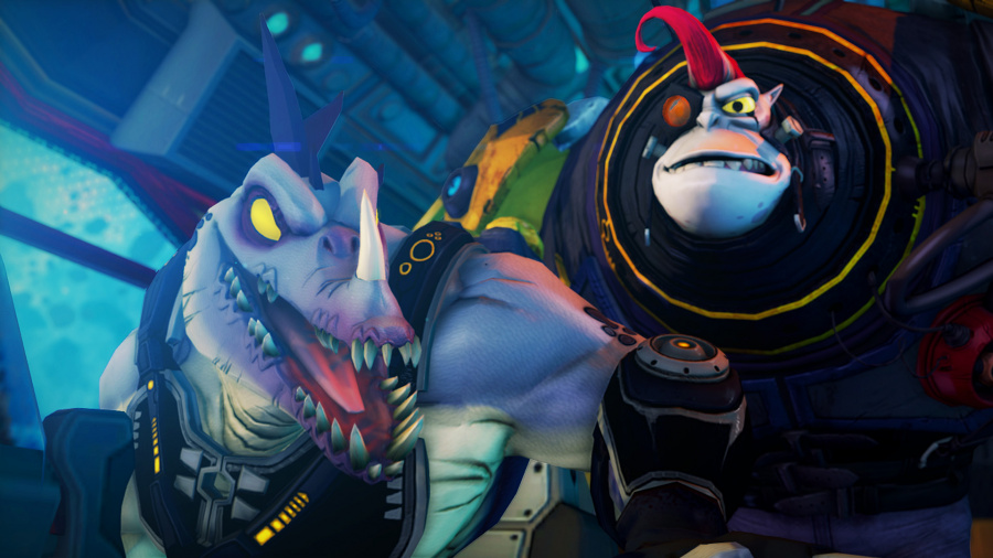Ratchet & Clank: Into the Nexus Review - Screenshot 3 of 7