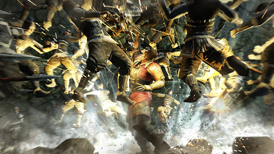 Dynasty Warriors 8 Review - Screenshot 3 of 9