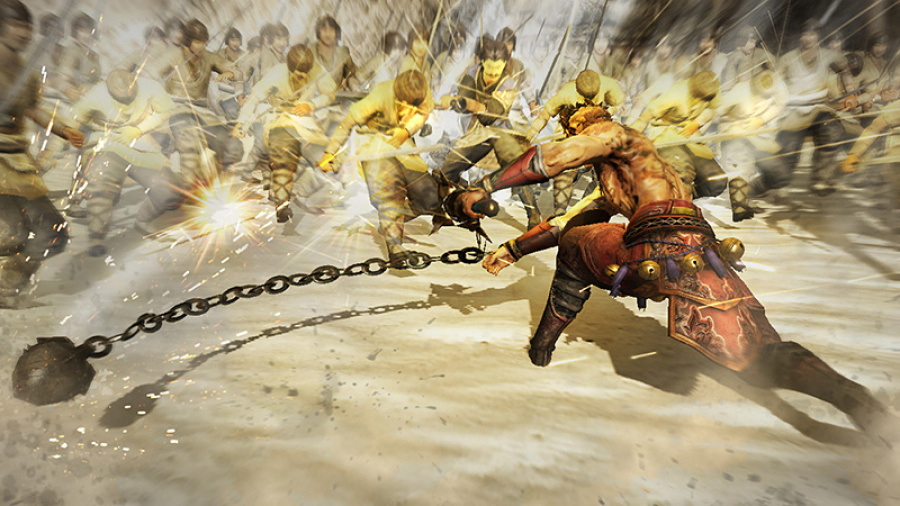 Dynasty Warriors 8 Review - Screenshot 7 of 9