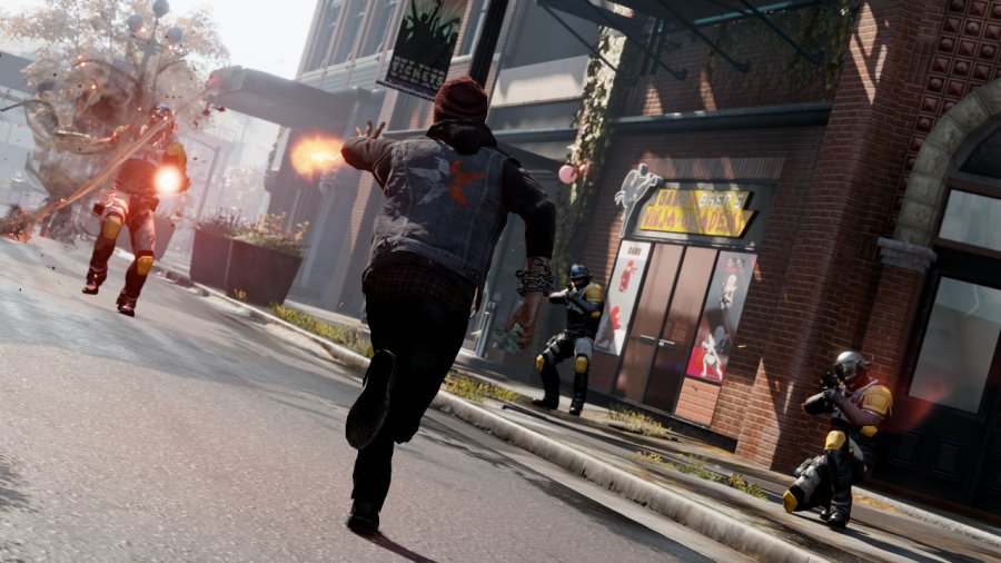 inFAMOUS: Second Son Review - Screenshot 1 of 7