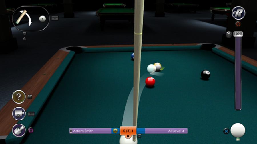 International Snooker Review - Screenshot 2 of 3