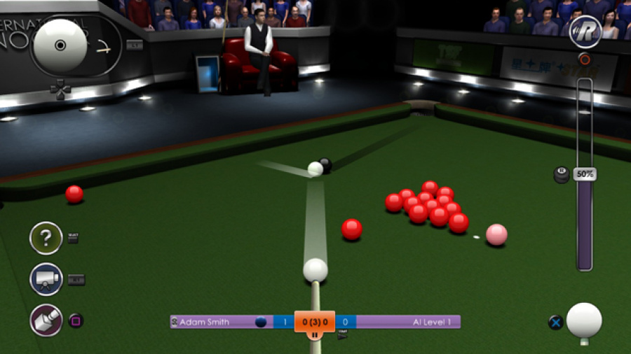 International Snooker Review - Screenshot 3 of 3