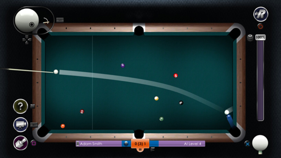 International Snooker Review - Screenshot 1 of 3
