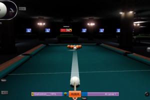 International Snooker Screenshot