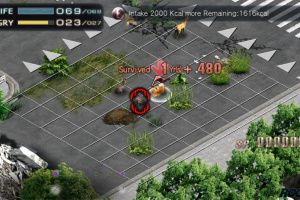 Tokyo Jungle Mobile Screenshot