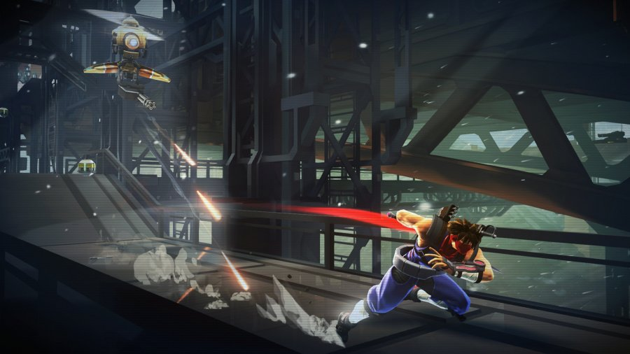 Strider Review - Screenshot 5 of 5