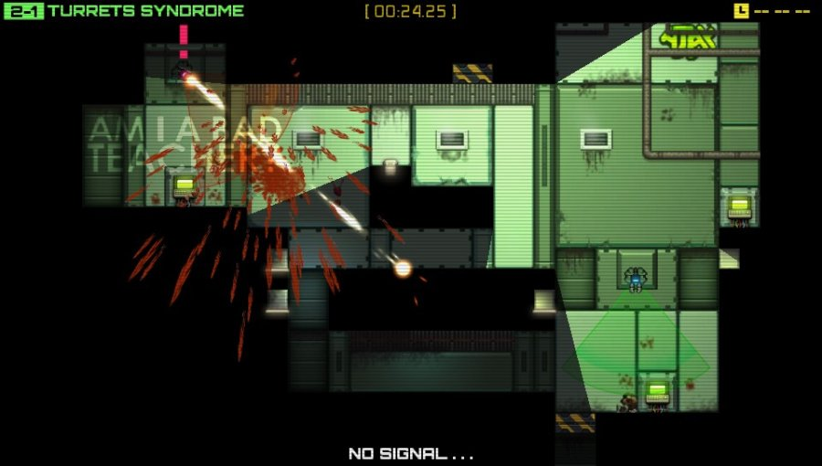 Stealth Inc: A Clone in the Dark Review - Screenshot 1 of 3