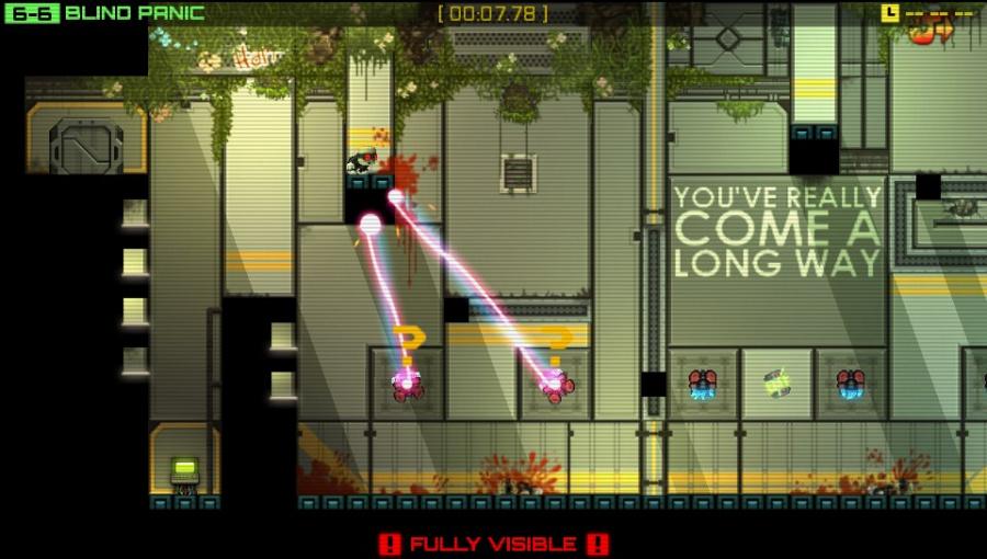 Stealth Inc: A Clone in the Dark Review - Screenshot 2 of 3