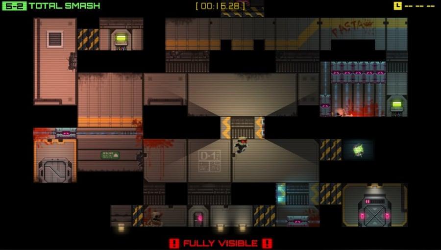 Stealth Inc: A Clone in the Dark Review - Screenshot 3 of 3