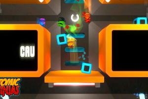 Atomic Ninjas Screenshot