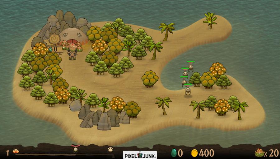 PixelJunk Monsters: Ultimate HD Review - Screenshot 3 of 4