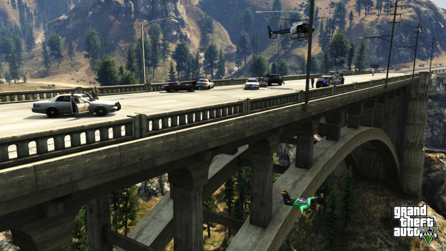 Grand Theft Auto V Review - Screenshot 8 of 8