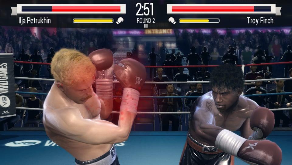 Real Boxing (PS Vita / PlayStation Vita) News, Reviews, Trailer & Screenshots