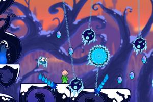 Cloudberry Kingdom Screenshot