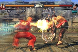 Tekken Revolution Screenshot