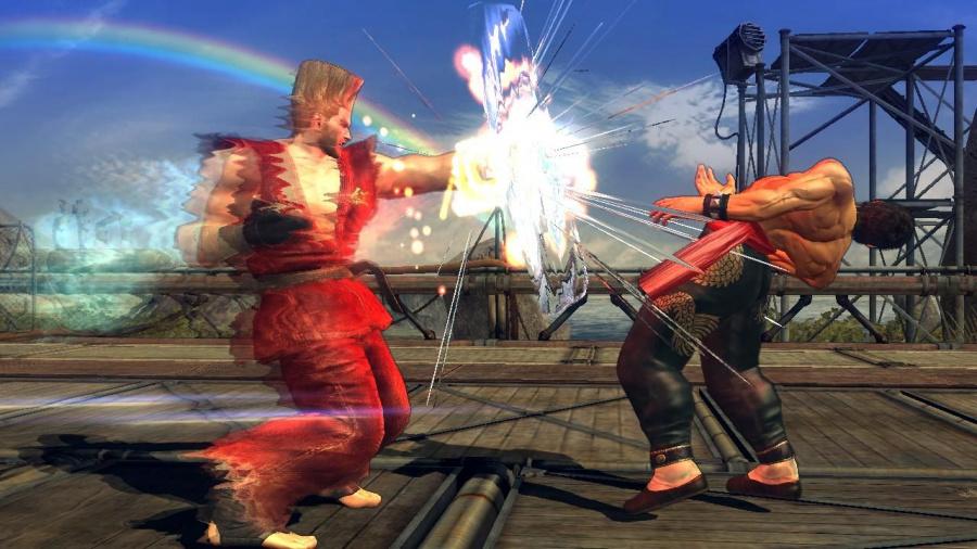Tekken Revolution Review - Screenshot 1 of 4