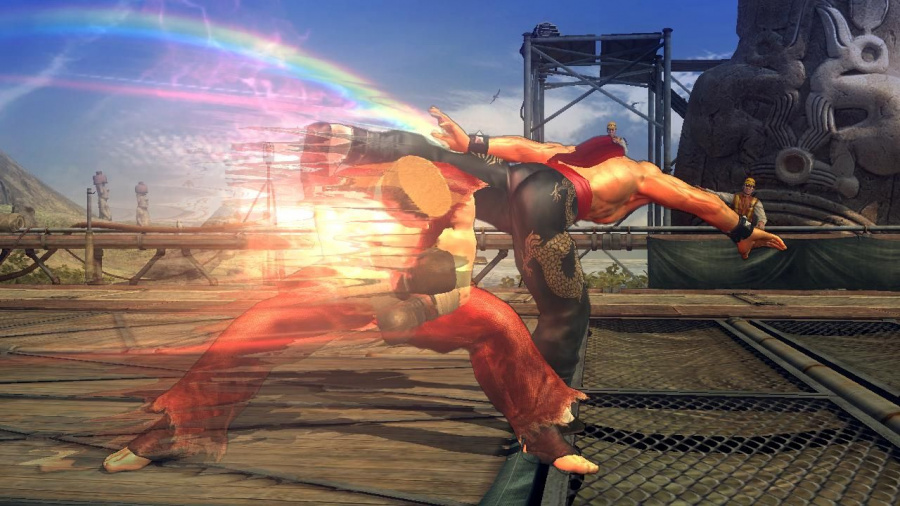 Tekken Revolution Review - Screenshot 3 of 4
