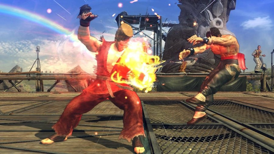 Tekken Revolution Review - Screenshot 2 of 4