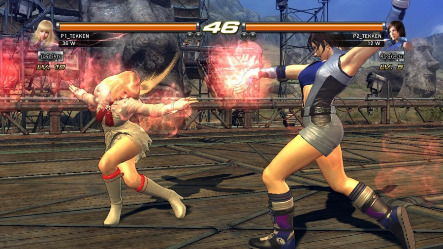 Tekken Revolution Review - Screenshot 4 of 4