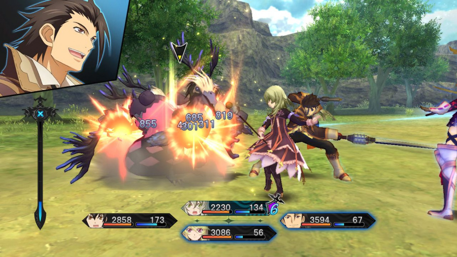 Tales of Xillia Review - Screenshot 1 of 4