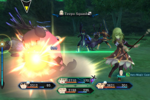 Tales of Xillia Screenshot