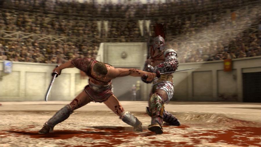 Spartacus Legends Review - Screenshot 1 of 5