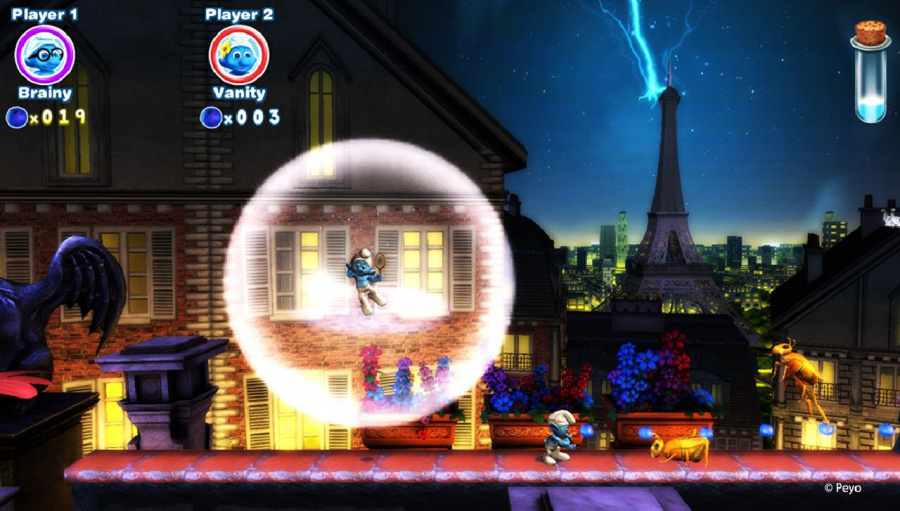 The Smurfs 2: The Video Game Review - Screenshot 4 of 5