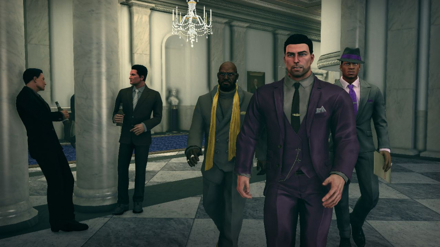 Saints Row IV Review - Screenshot 2 of 9