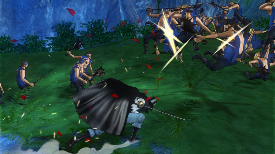 One Piece: Pirate Warriors 2 Review - Screenshot 2 of 6