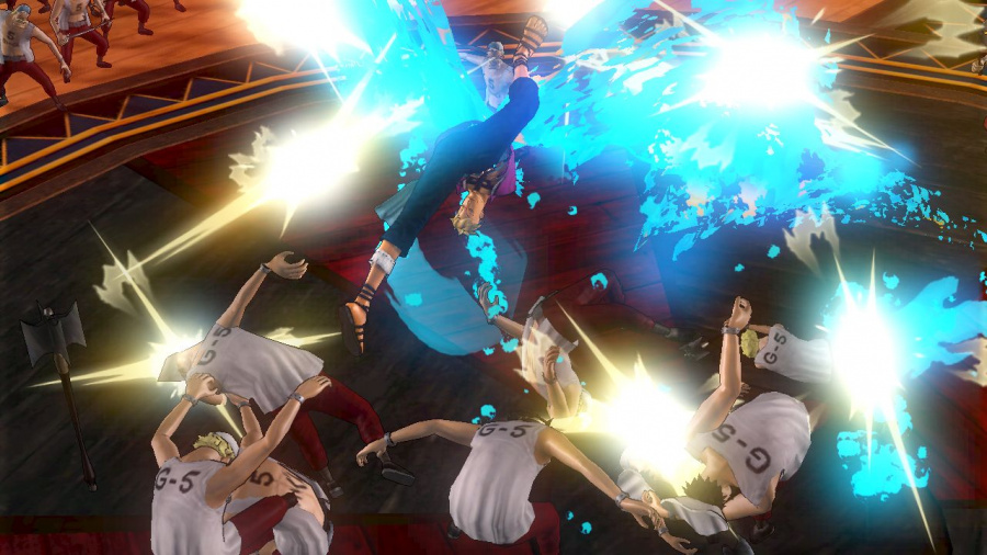 One Piece: Pirate Warriors 2 Review - Screenshot 5 of 6