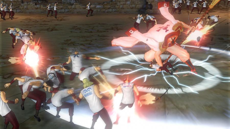 One Piece: Pirate Warriors 2 Review - Screenshot 1 of 6