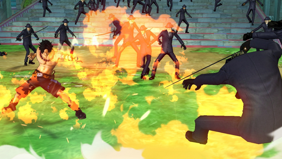 One Piece: Pirate Warriors 2 Review - Screenshot 6 of 6