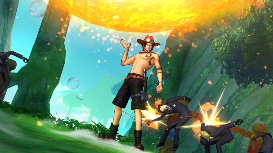 One Piece: Pirate Warriors 2 Review - Screenshot 2 of 6