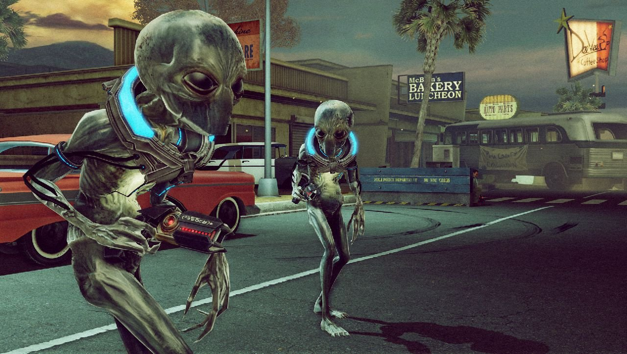 The bureau xcom declassified ps3 playstation 3 news for Bureau xcom declassified review