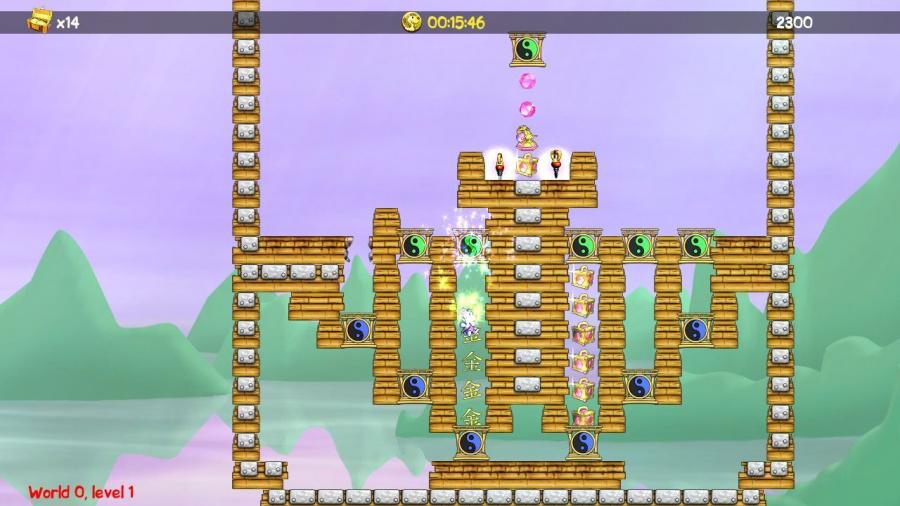Snowy: Treasure Hunter Review - Screenshot 1 of 3