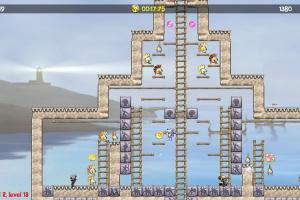 Snowy: Treasure Hunter Screenshot