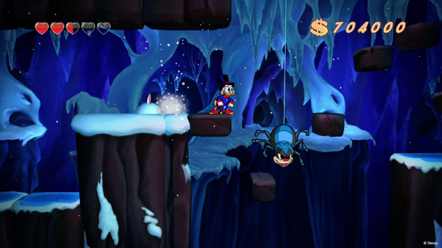 DuckTales: Remastered Review - Screenshot 1 of 4