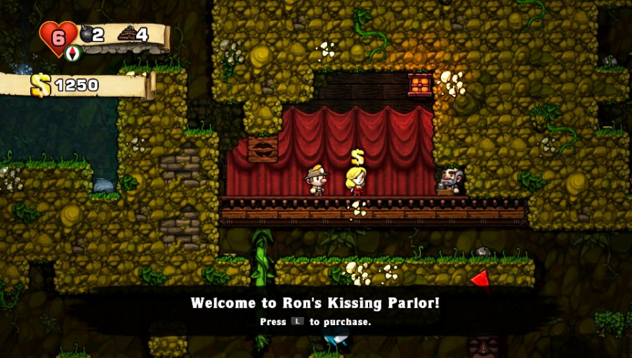 Spelunky Review - Screenshot 3 of 5