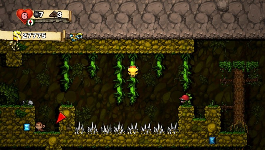 Spelunky Review - Screenshot 2 of 5