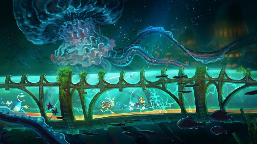 Rayman Legends Review - Screenshot 1 of 4